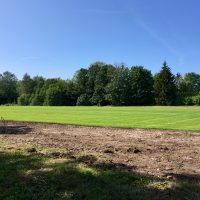 Kuidas Linnamäe rahvas jalgpalliväljakut ehitab