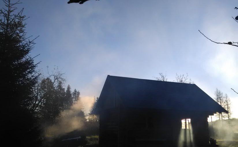 Seljakülas saab suitsusauna